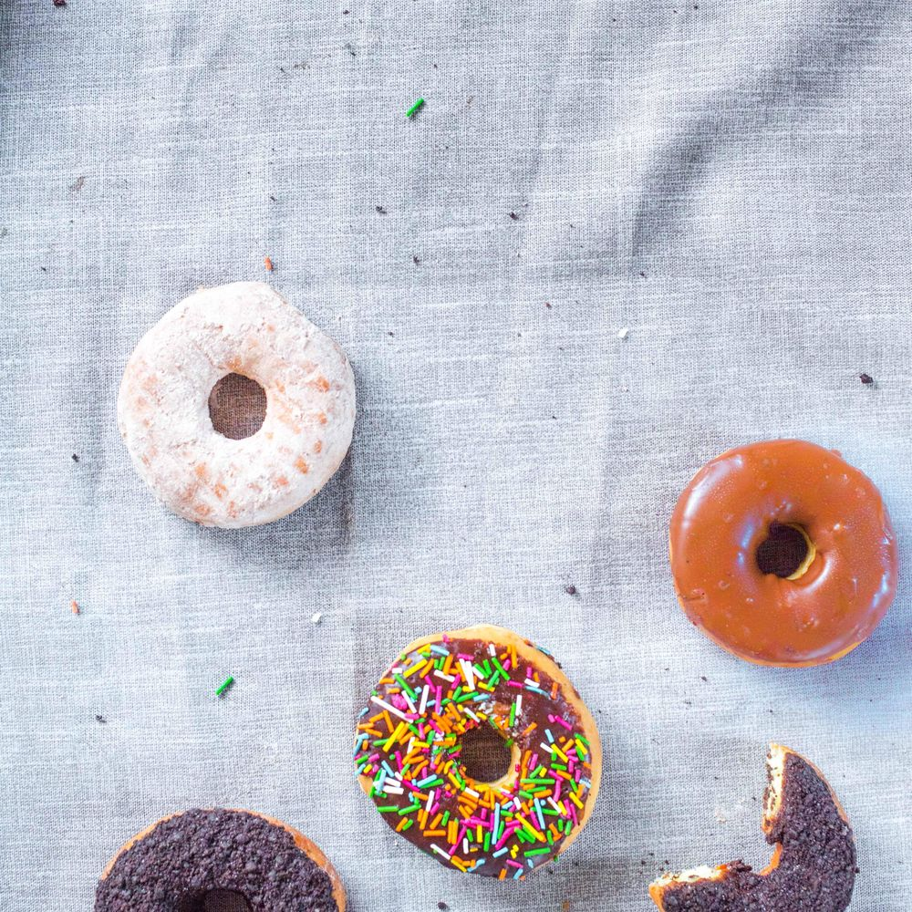 Donut Flat Layout - image 5 - student project