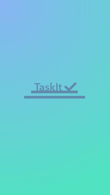 TaskIt - image 2 - student project