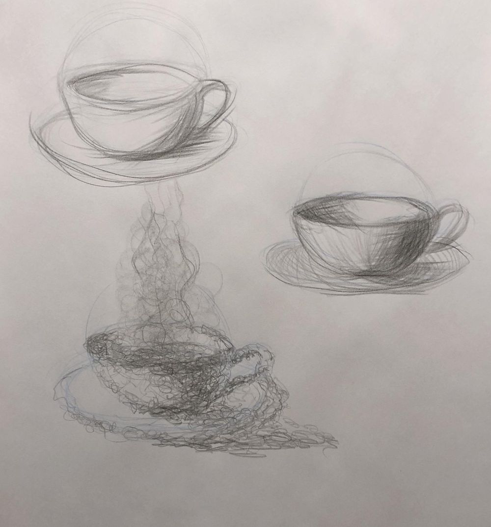 Day 3 - Teacup studies - image 1 - student project