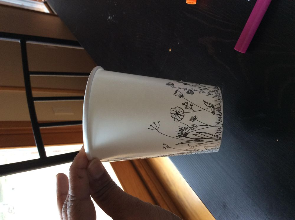 Paper cup - image 3 - student project