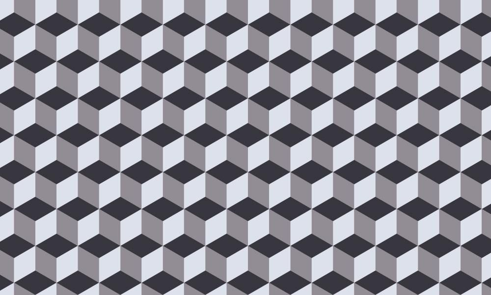Cube Pattern - image 1 - student project