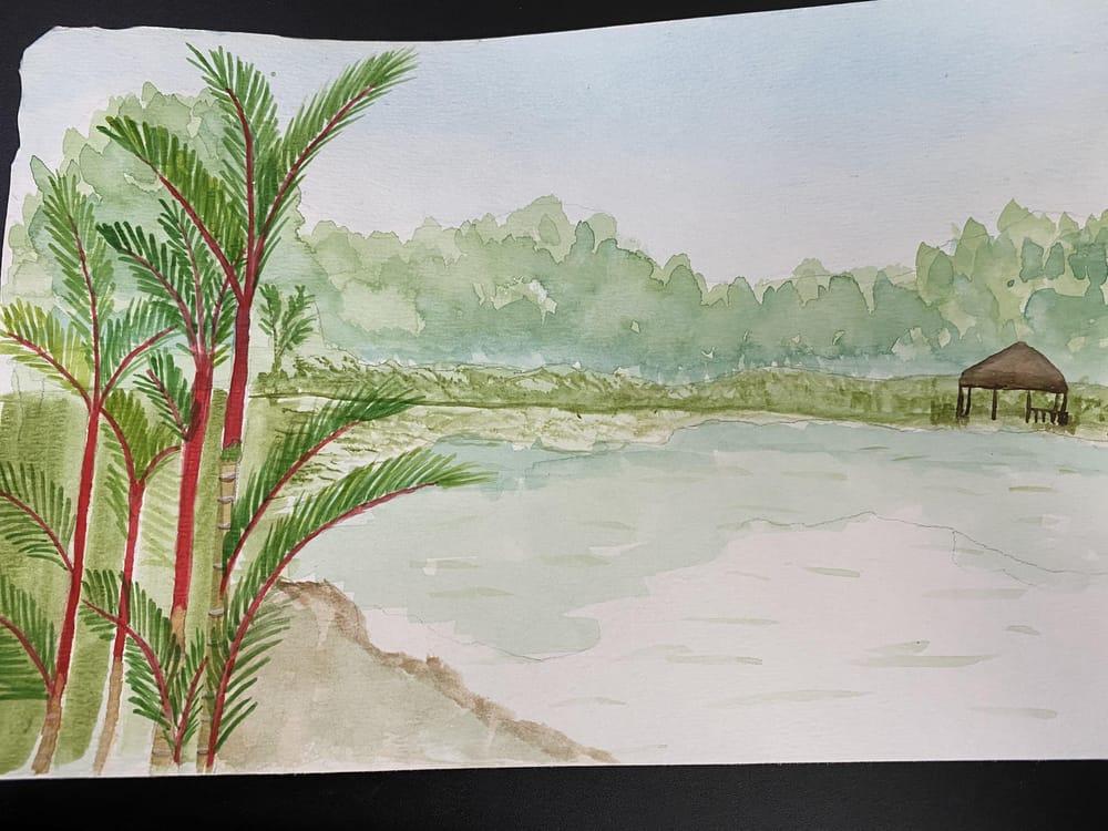 Botanical Garden - image 1 - student project
