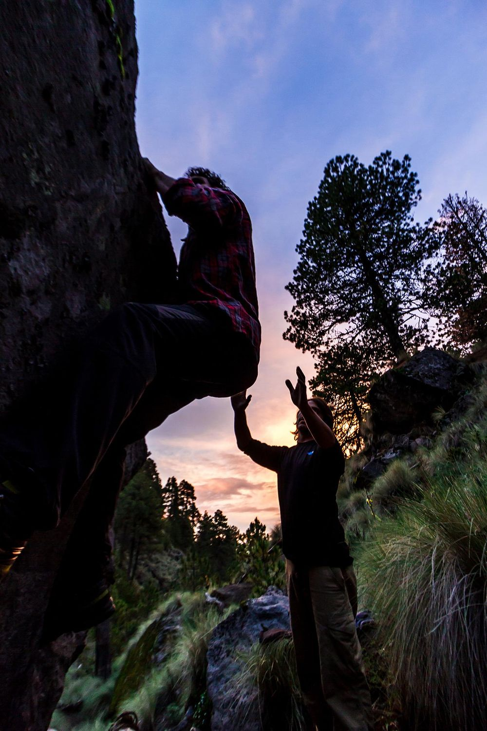 A weekend at El Nevado - image 1 - student project