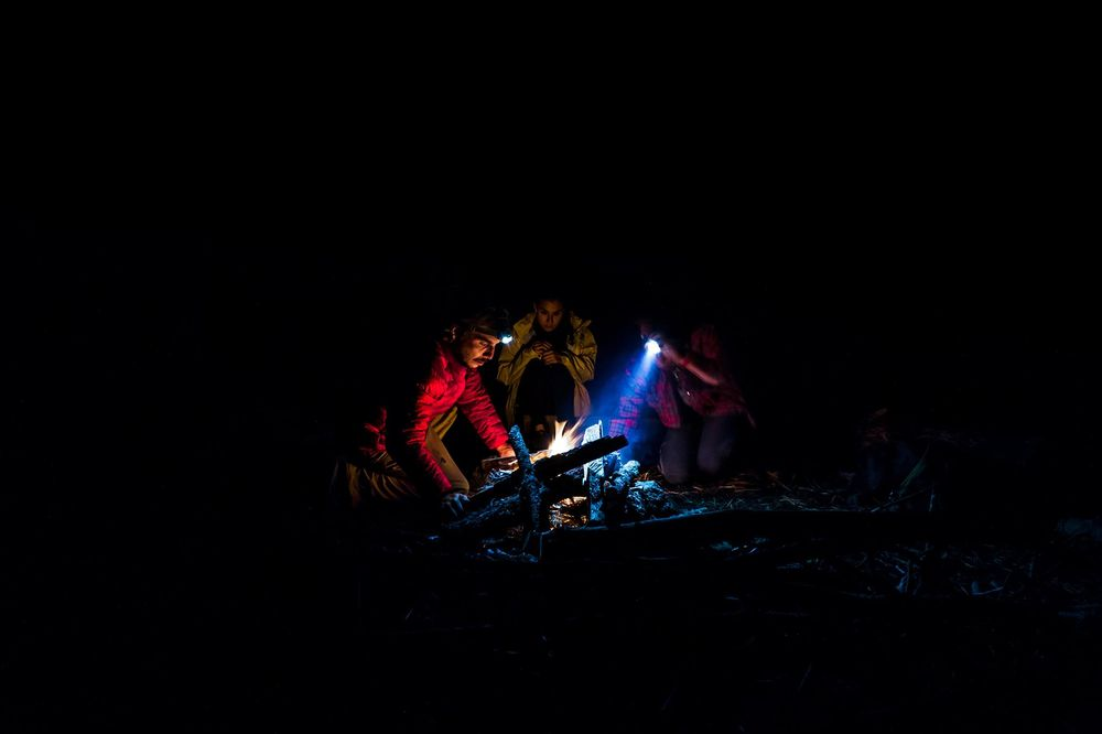 A weekend at El Nevado - image 4 - student project