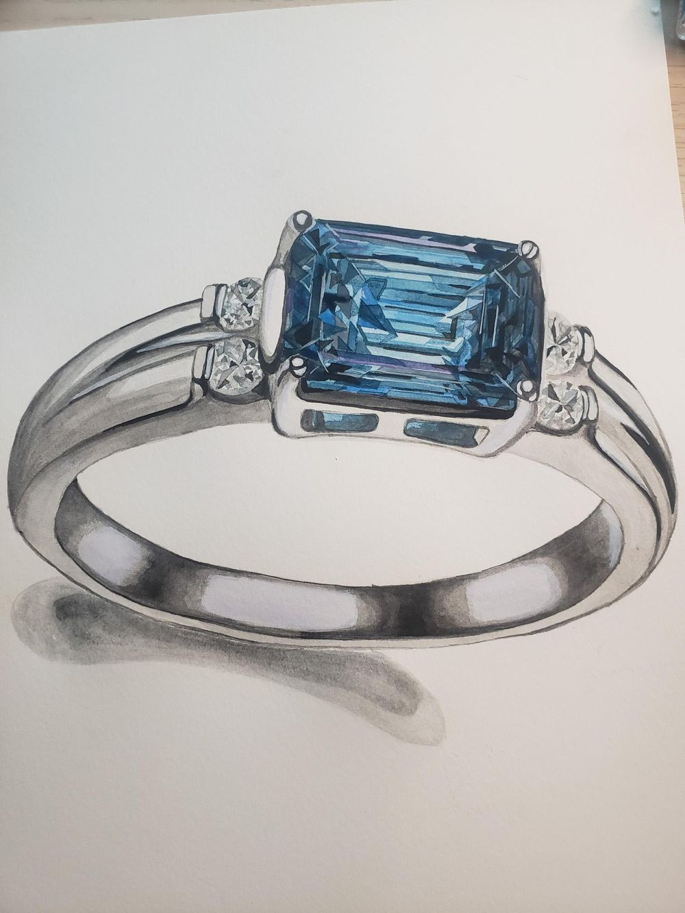 gem stone proyect - image 2 - student project