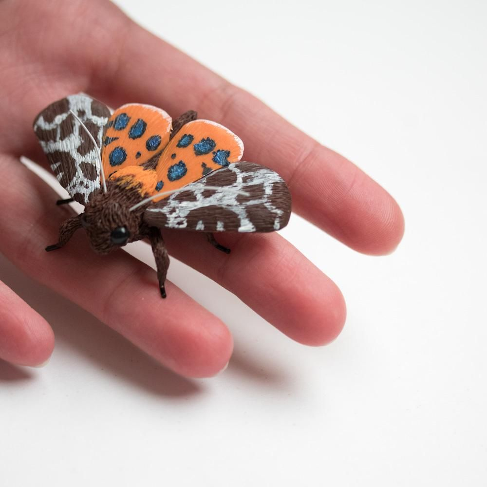 Moth Brooches - image 1 - student project