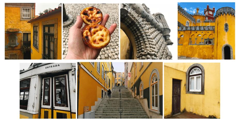 Inspiration: Lisbon, Portgual - image 1 - student project
