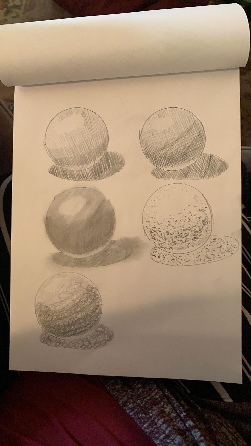 Creative Shading - image 1 - student project