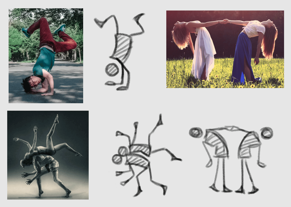 Progress from start to end - image 7 - student project