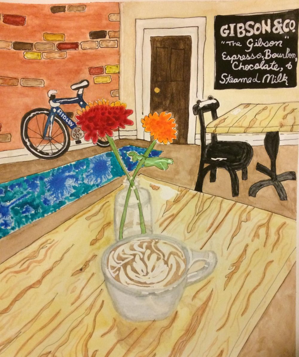 Coffee Shop - image 1 - student project