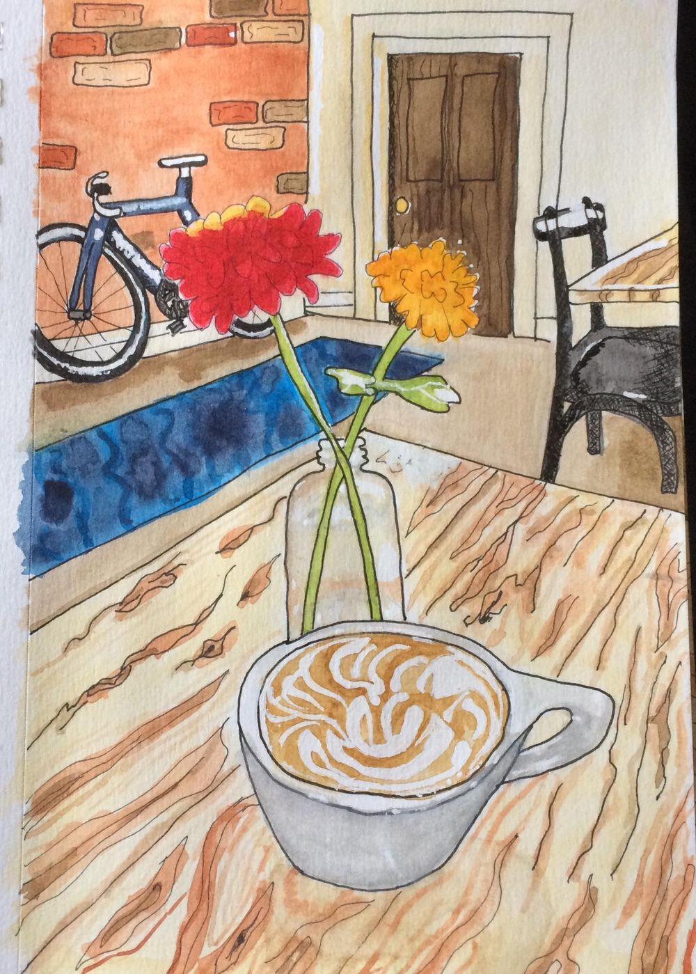 Coffee Shop - image 2 - student project