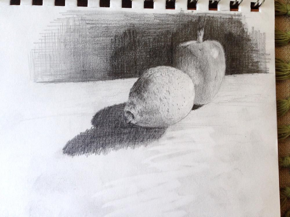 Drawing Essentials - image 2 - student project