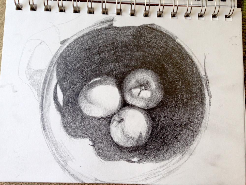 Drawing Essentials - image 3 - student project