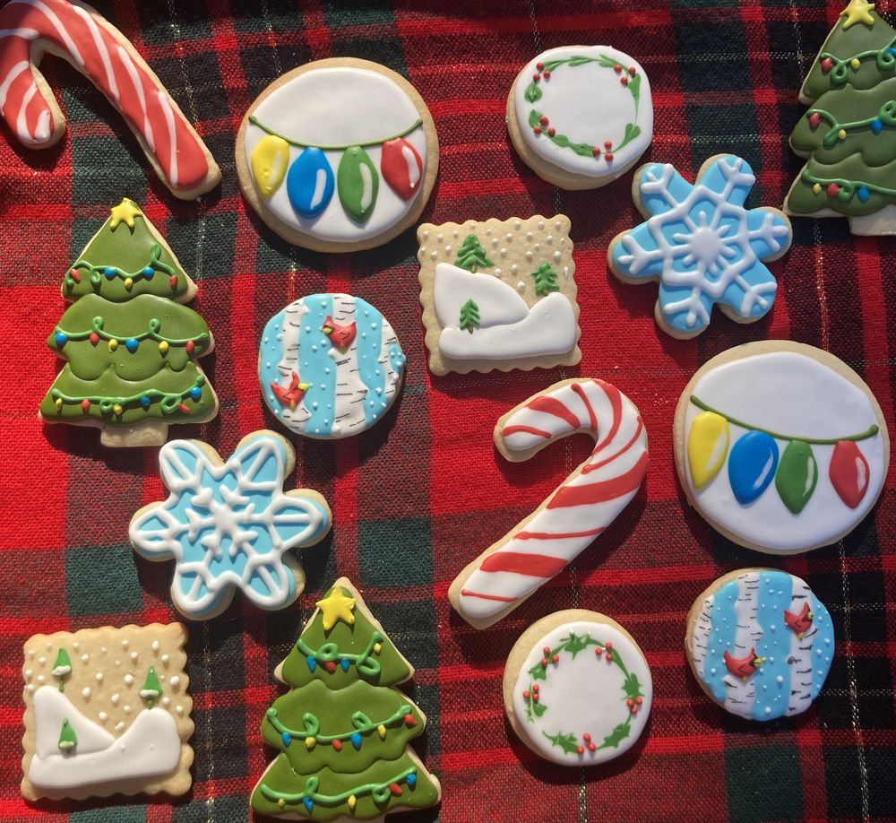 Christmas cookies - image 1 - student project