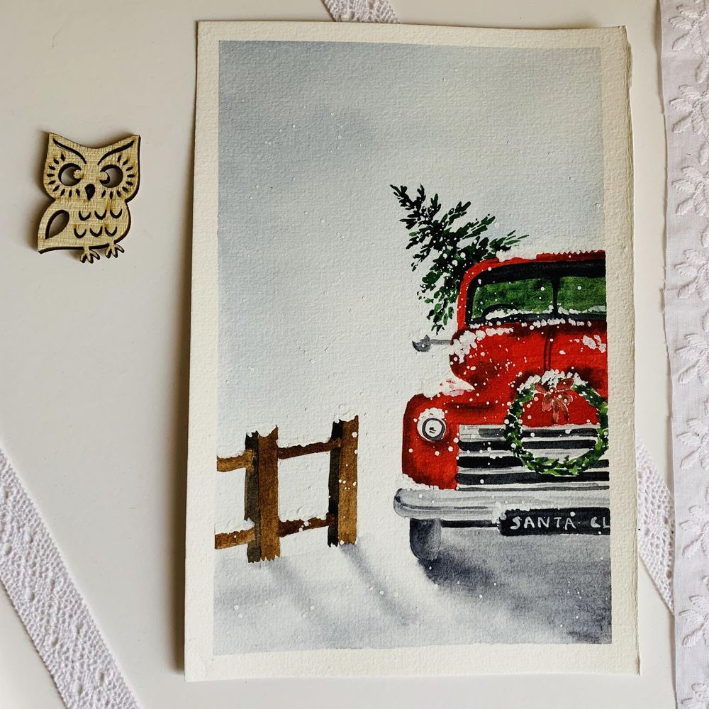 25 days to christmas - image 6 - student project