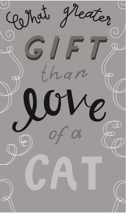 What greater gift than... - image 8 - student project