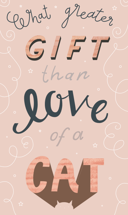 What greater gift than... - image 9 - student project