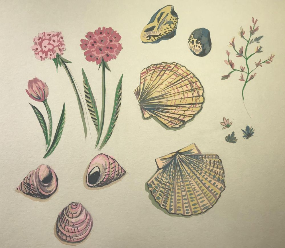 Seaside inspiration - image 6 - student project