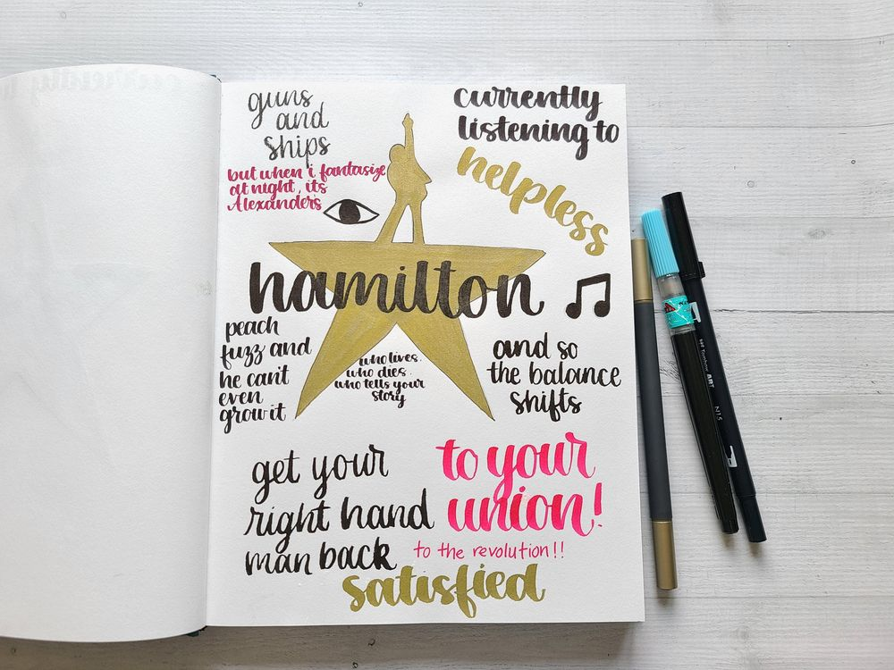 Illustrative Journaling-14 days - image 1 - student project