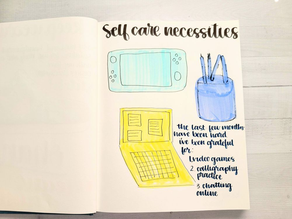 Illustrative Journaling-14 days - image 9 - student project