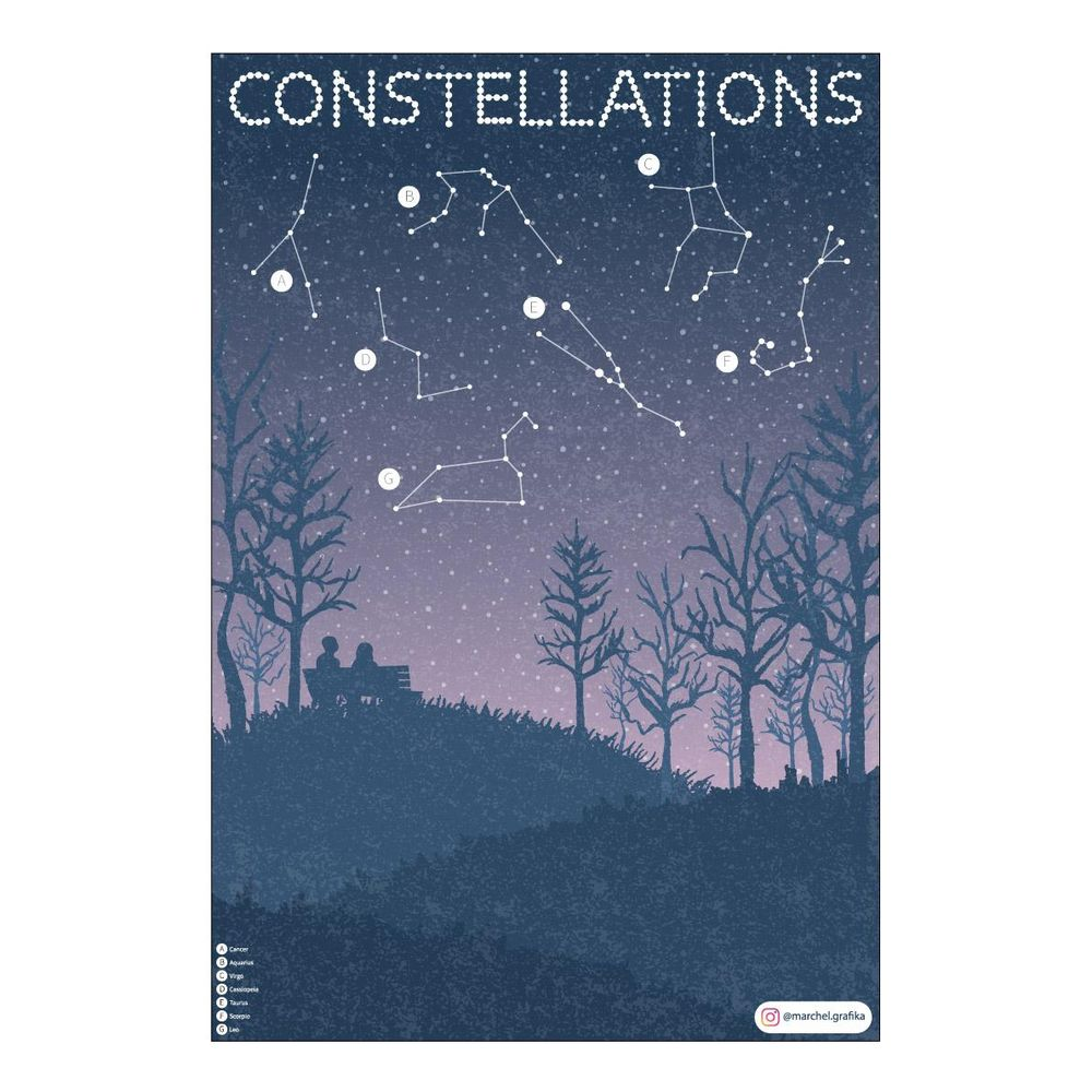 Constellations - image 1 - student project