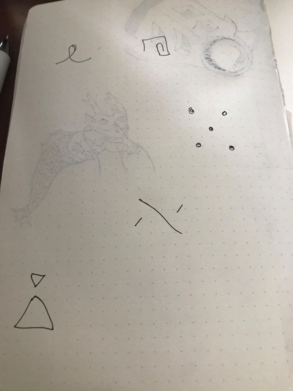 The Art of Doodling: Wilson Style - image 1 - student project