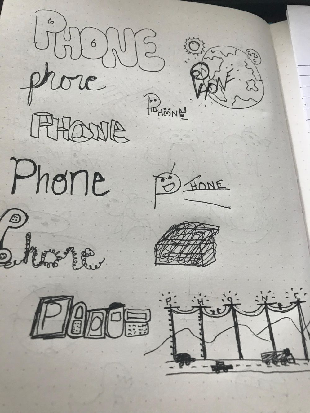 The Art of Doodling: Wilson Style - image 3 - student project