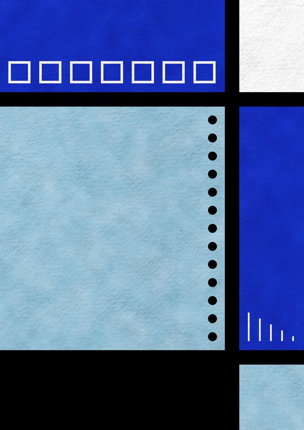 Digital Twist on Mondrian - image 1 - student project