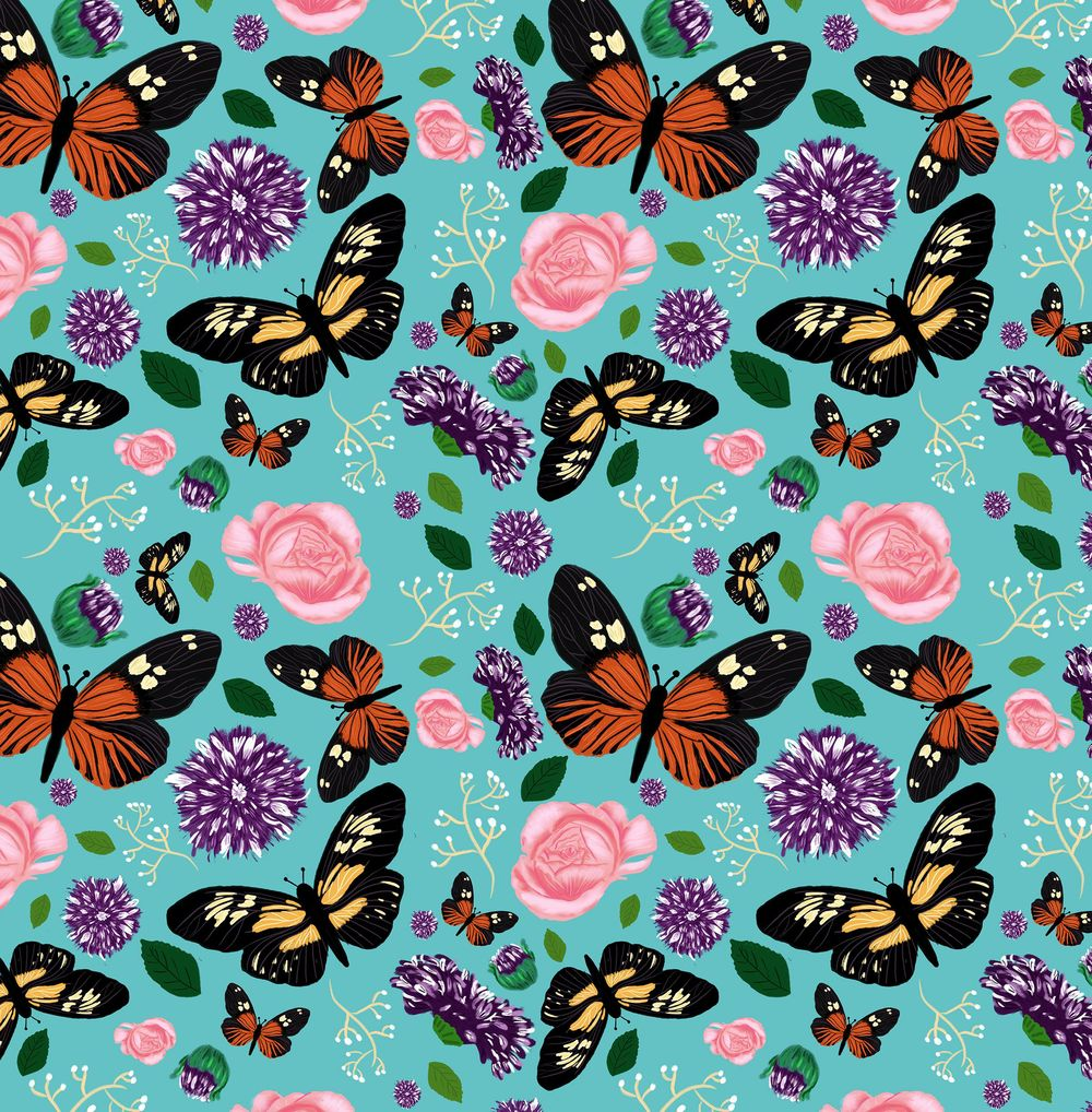 Butterfly Dream Land - image 1 - student project