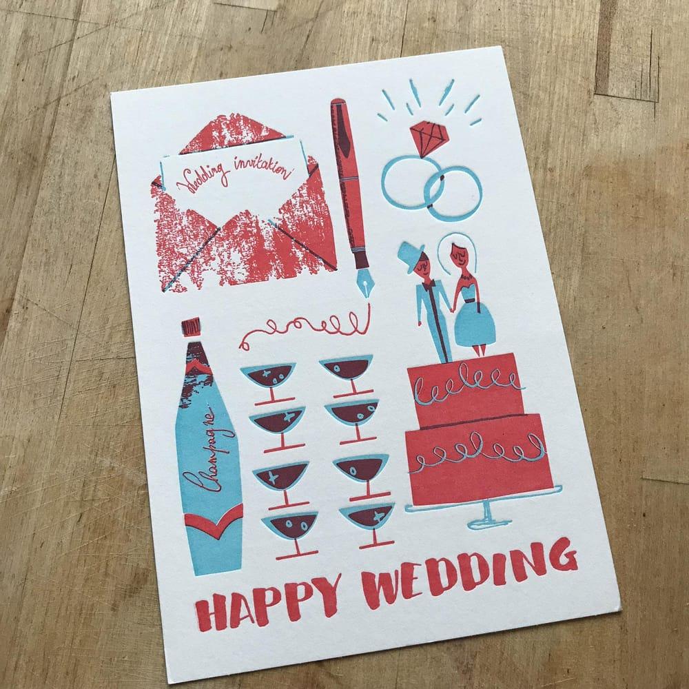Happy wedding - image 4 - student project