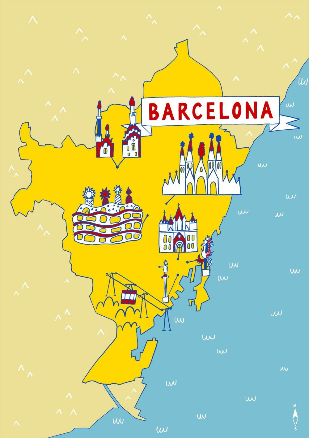 Barcelona - image 1 - student project