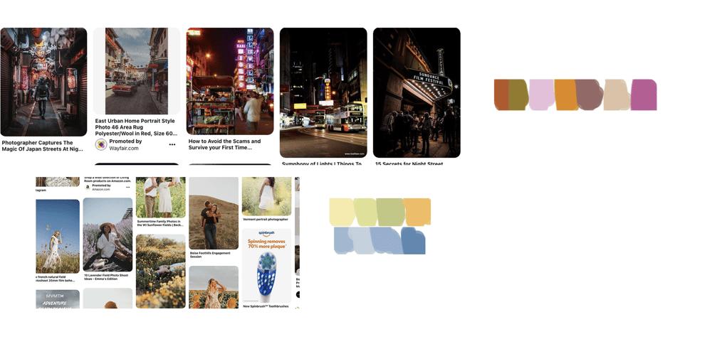 My Palette Exploration! - image 7 - student project