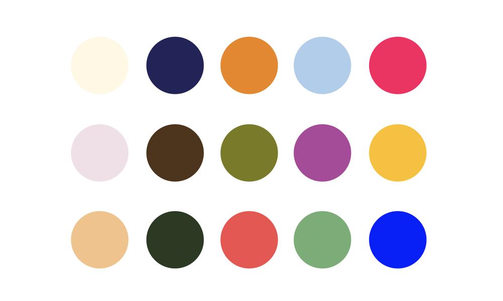 My Palette Exploration! - image 9 - student project