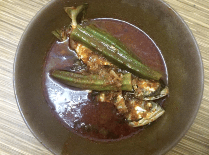 Traditional Malay Sour Spicy Fish - image 1 - student project