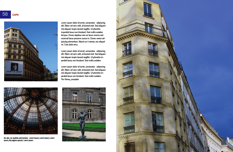 Roda Mundo Magazine - image 2 - student project