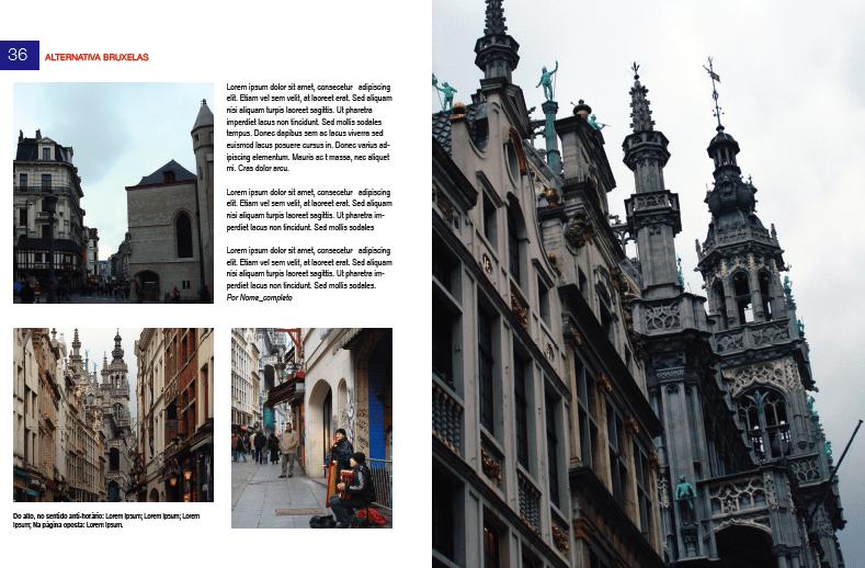 Roda Mundo Magazine - image 4 - student project