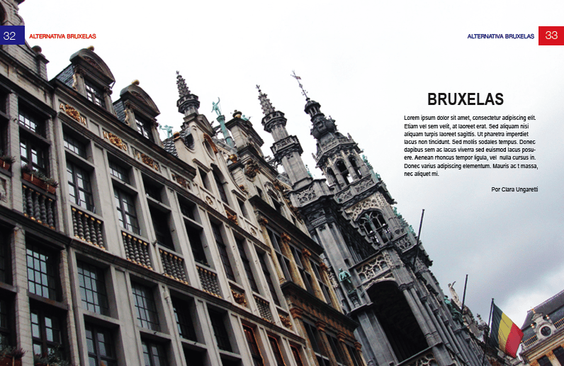 Roda Mundo Magazine - image 3 - student project