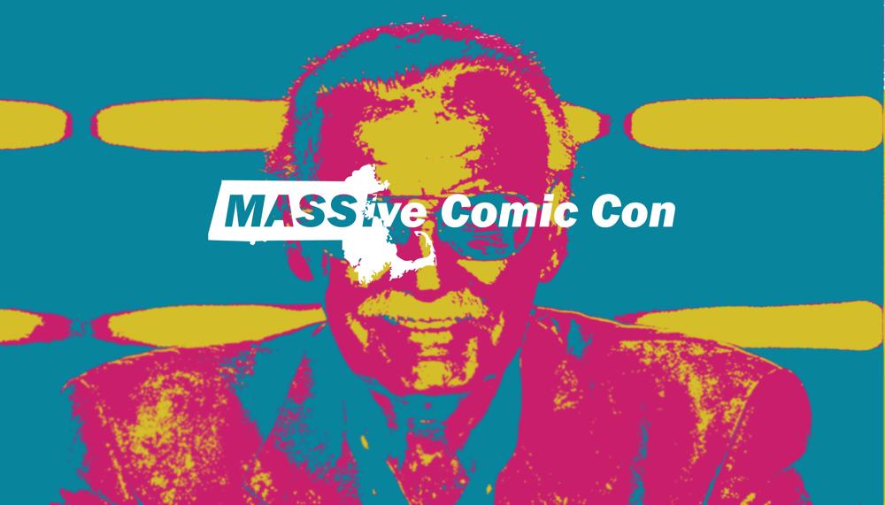 MASSive Comic Con Poster - image 5 - student project