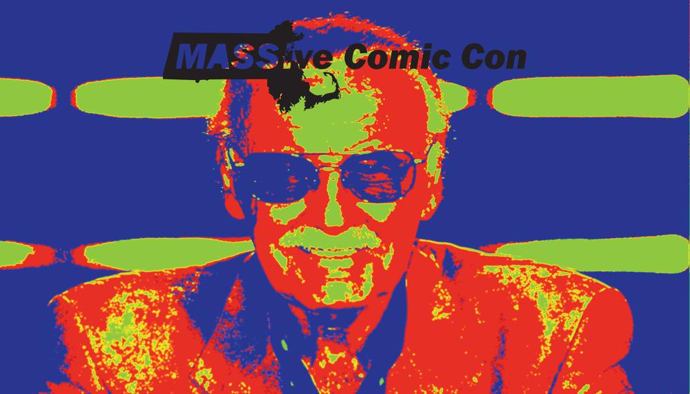 MASSive Comic Con Poster - image 6 - student project
