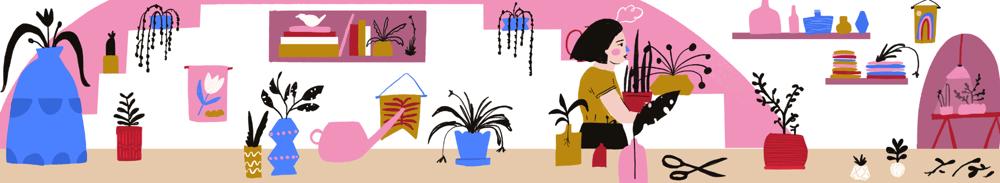 Plant Shop - image 3 - student project
