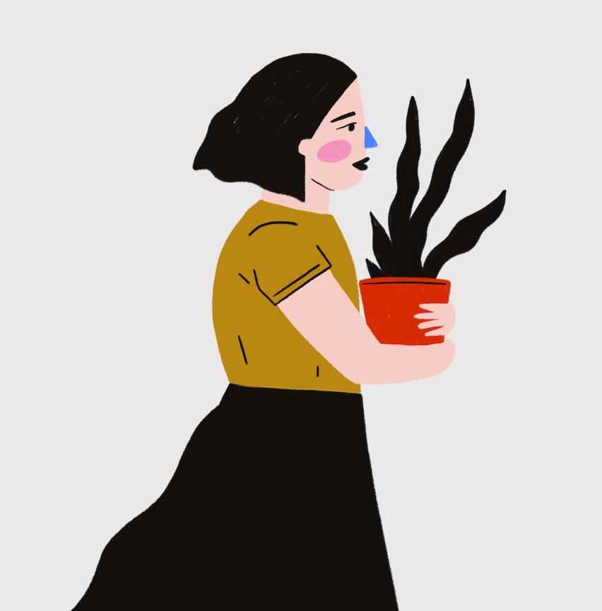 Plant Shop - image 4 - student project
