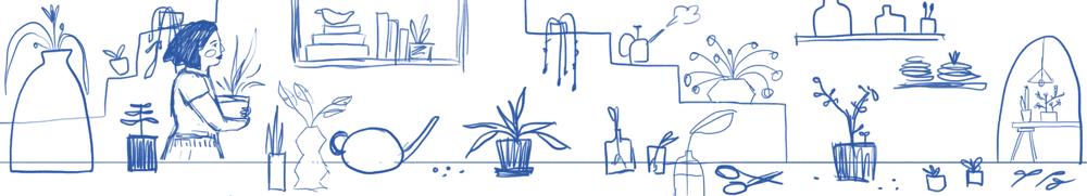 Plant Shop - image 2 - student project
