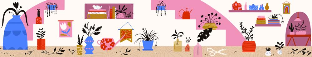 Plant Shop - image 5 - student project