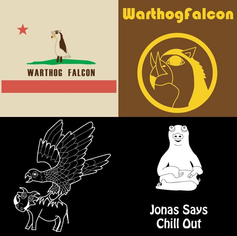 WarthogFalcon - Weird is Wonderful - image 1 - student project