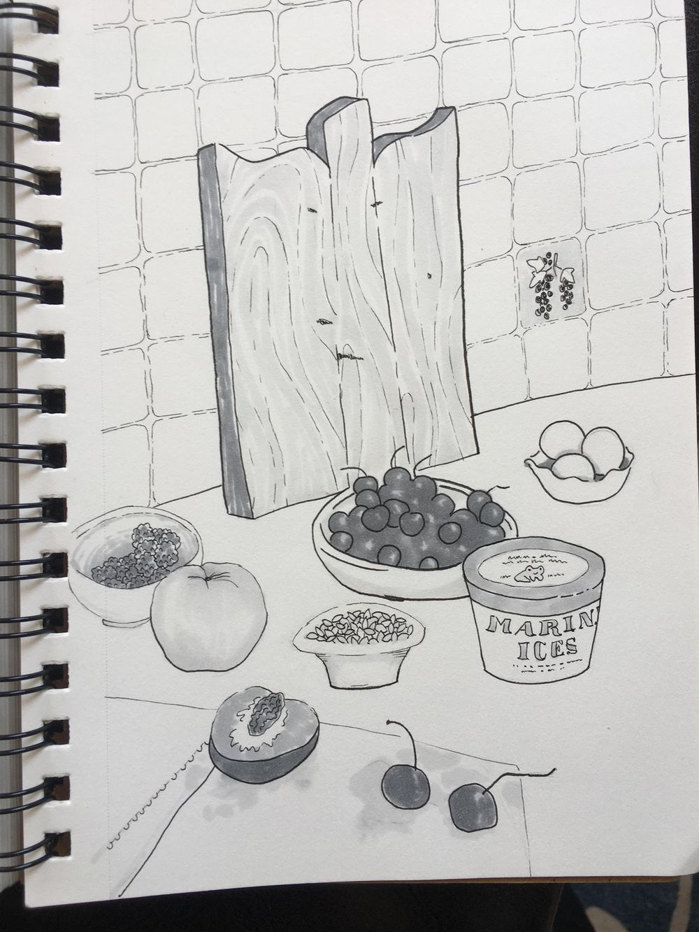 Still Life Compare - image 1 - student project