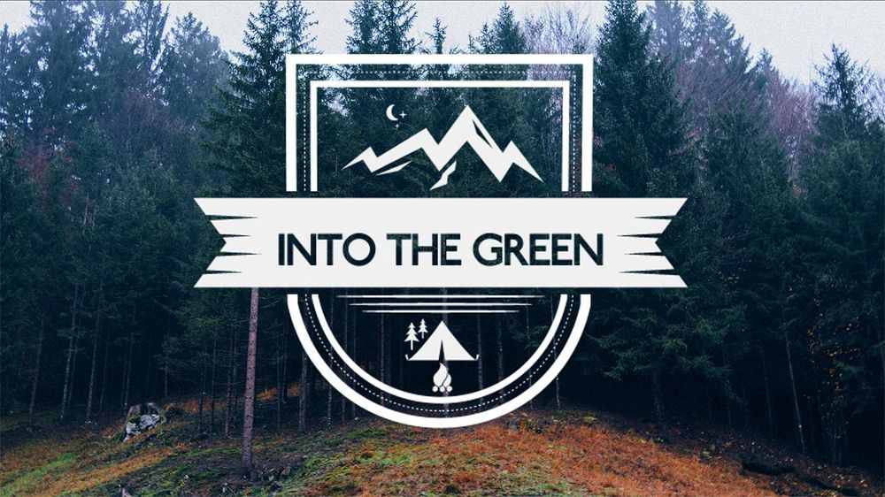Into the Green - image 1 - student project
