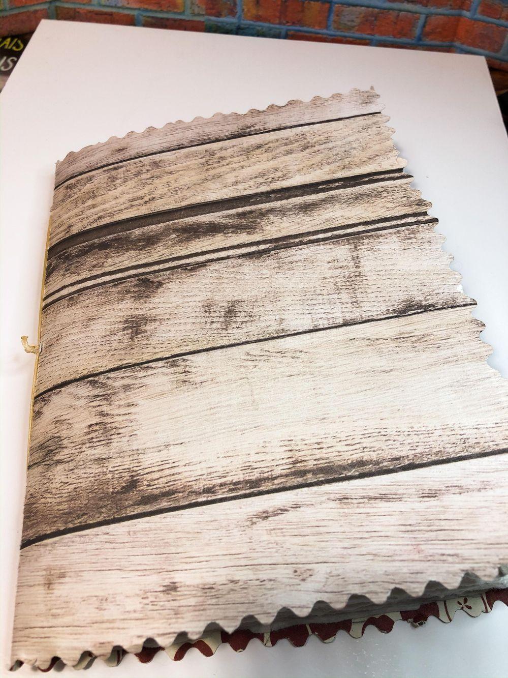 Sketchbook binding - image 2 - student project