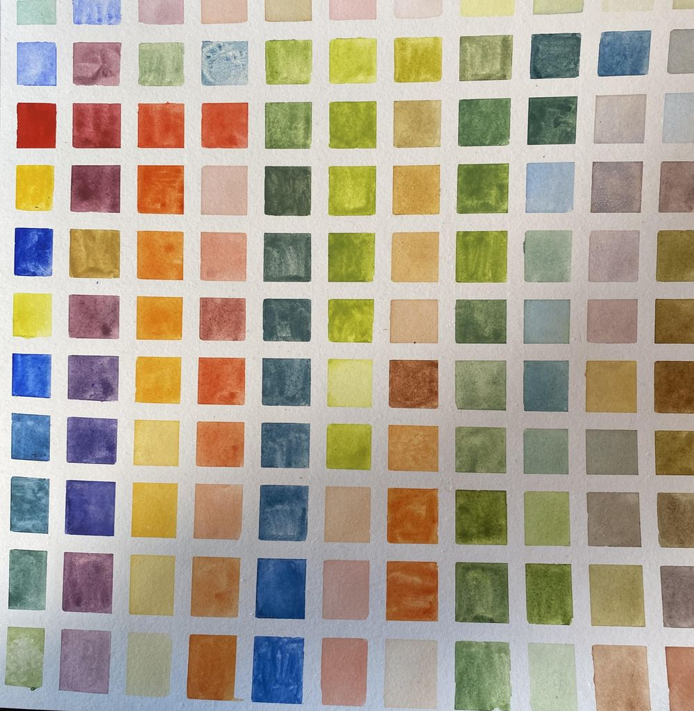 Colour Mixin' - image 1 - student project