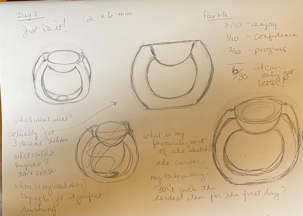 Fast Sketching!! - image 1 - student project
