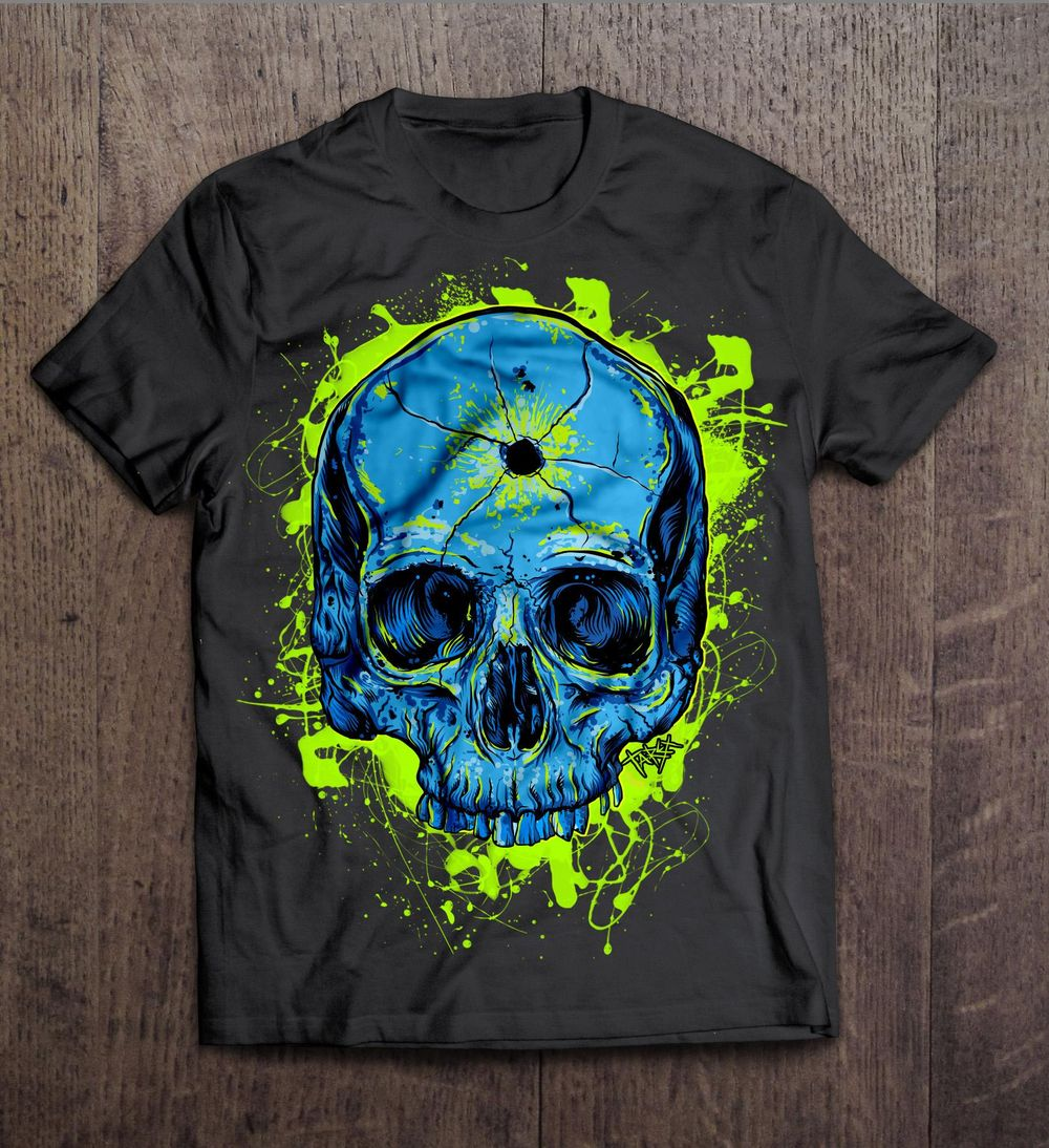 Skull - image 7 - student project
